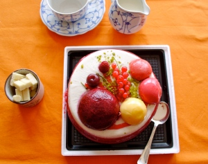 Ice-Cream cake~ a Sweet Conclusion