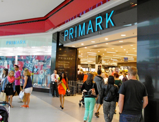 BACK TO SCHOOL FRENZY AT PRIMARK