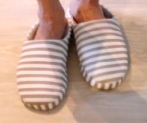 Slippers for 3 Euros