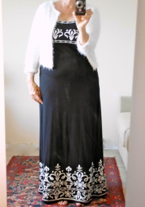 this is my dressy outfit. Hope I get to wear it!