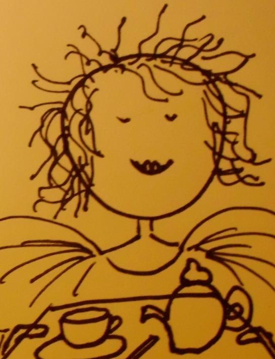 My inner goddess :)