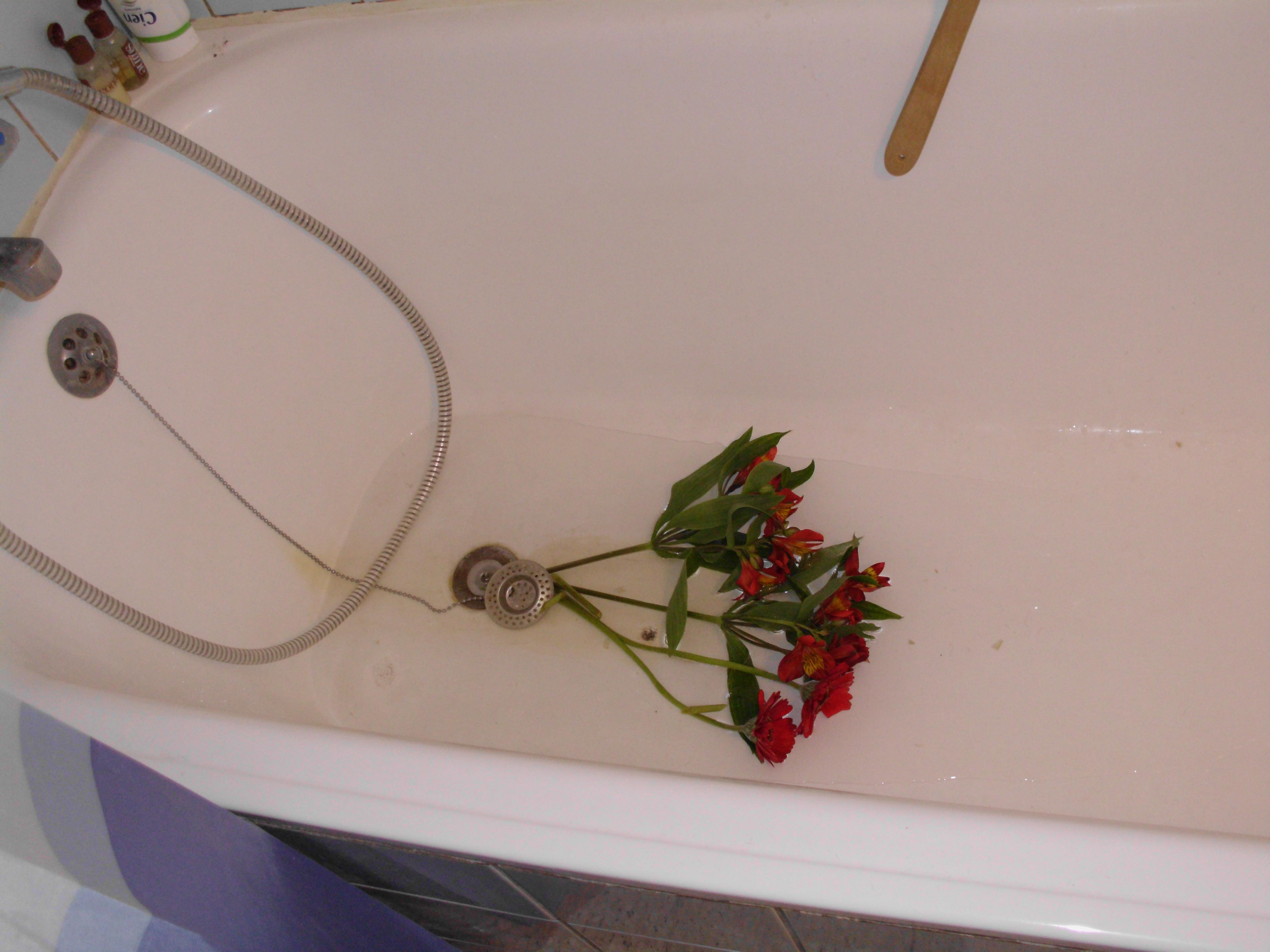 Saving Flowers
