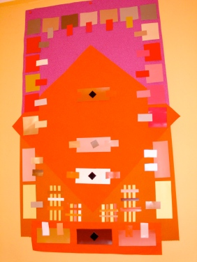 First work: Magic Carpet