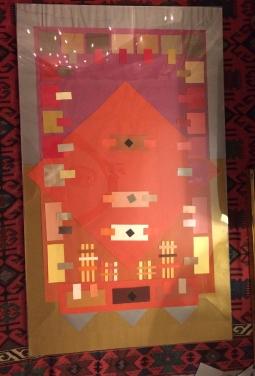 First Work: Magic Carpet, 2013