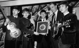 GEORGE MARTIN                  and theBeatles